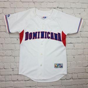 Dominican Republic World Baseball Classic Jersey